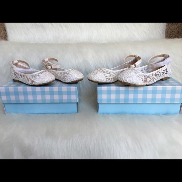 David's Bridal Shoes   Nwt Davids