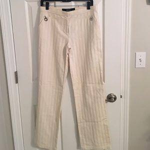 Versus By Versace Pants - Versace cotton pants