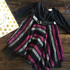 Little Mass Other - Little Mass 3T belted dress