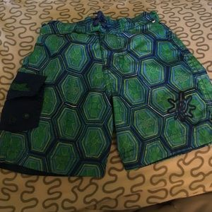 Other - Toddler swim trunks like new🍍