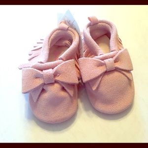 Baby Gap Other - NWT Baby Gap Moccasins