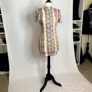 Boohoo Dresses & Skirts - Mock Neck Dress / Tunic