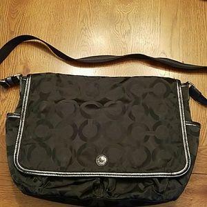 COACH laptop/messenger bag!