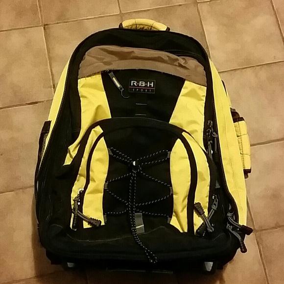 0f43d1e72f5 Ricardo Beverly Hills Bags   Rbh Sport   Poshmark