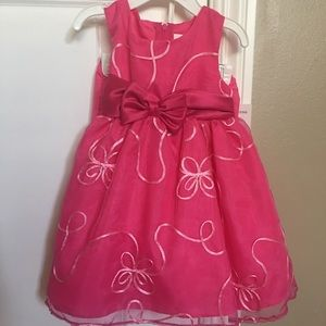 Rare Editions Other - Rare Editions Infant Organza Butterfly Dress