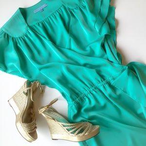 ANTONIO MELANI Dresses & Skirts - ✨Host Pick✨ NWT Antonio Melani Green Dress
