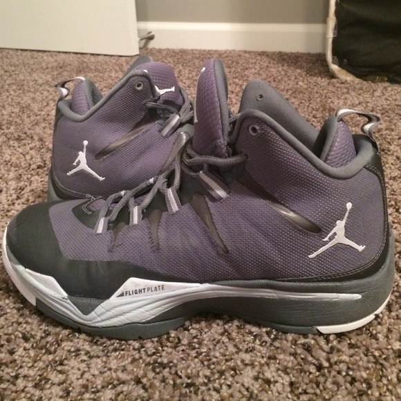 8a3af9080 Air Jordan Other - Air Jordan Flight Plate basketball shoes
