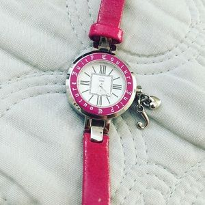 Juicy Couture Accessories - LAST CHANCE! Juicy Couture watch
