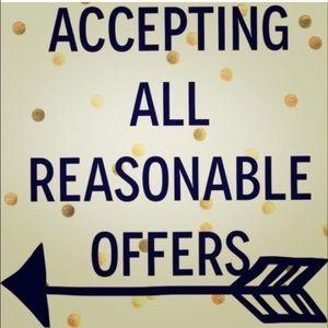 Make me an offer. 😄