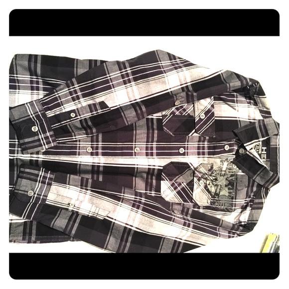723057fdb Kohls Shirts & Tops   Helix Short Sleeves Boys Shirt   Poshmark
