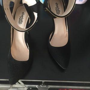 Size 8 Black shoes