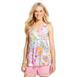 Lilly Pulitzer Target tank