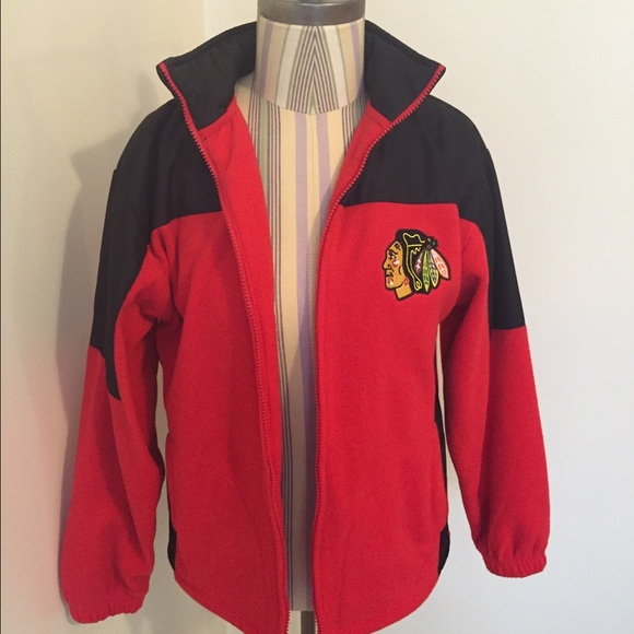 2f4690c49 Youth Large Chicago Blackhawks Jacket