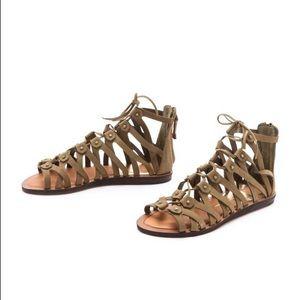 ⚡️FLASH SALE⚡️Dolce Vita Moss Gladiator Sandals