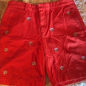 Other - Men's Clemson shorts size 34.