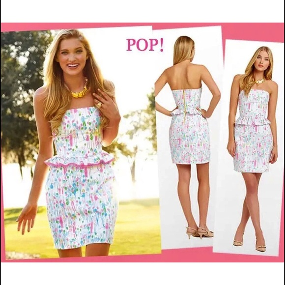 Pop Party Dresses
