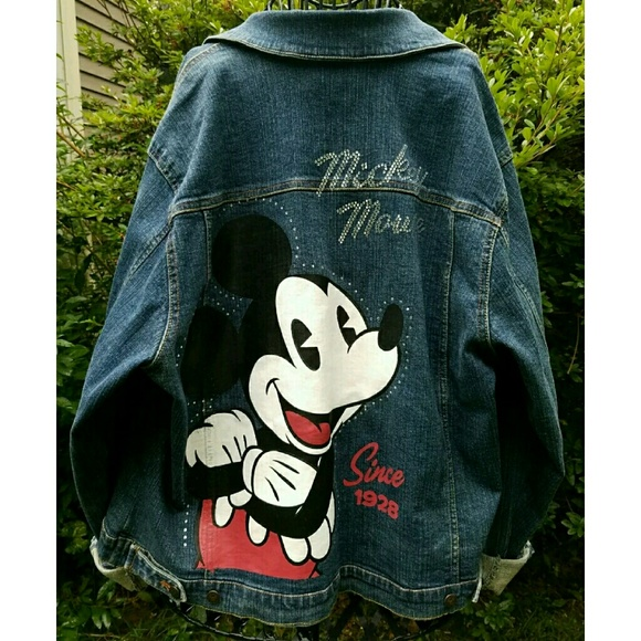 Disney Jackets Amp Coats Store Exclusive Womens Mickey