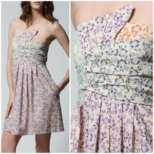 LAST CHANCE See by Chloe Hibiscus floral Dress