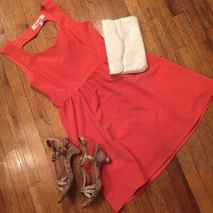 Dresses & Skirts - Emmelee Coral Sun dress