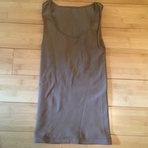 Tops - Brown super soft Tank