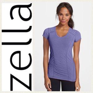Zella Tops - NEW!  Zella Z5 tee in purple