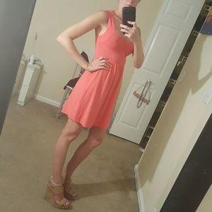 Forever 21 Coral Summer Dress
