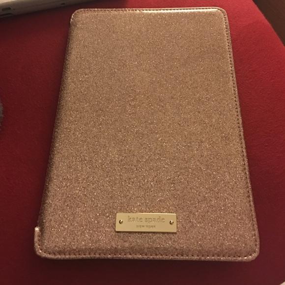 new products 1441b 3116a Kate spade iPad mini 4 case