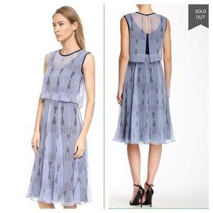 Shoshanna Dresses & Skirts - Shoshanna NWT Angelique silk layer dress size 2