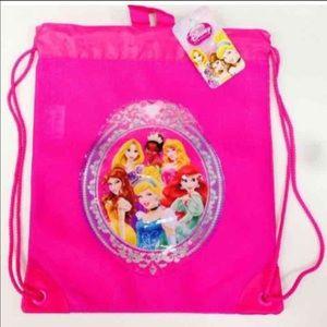 Other - Disney Princess Non Woven Sling Bag with Hangtag