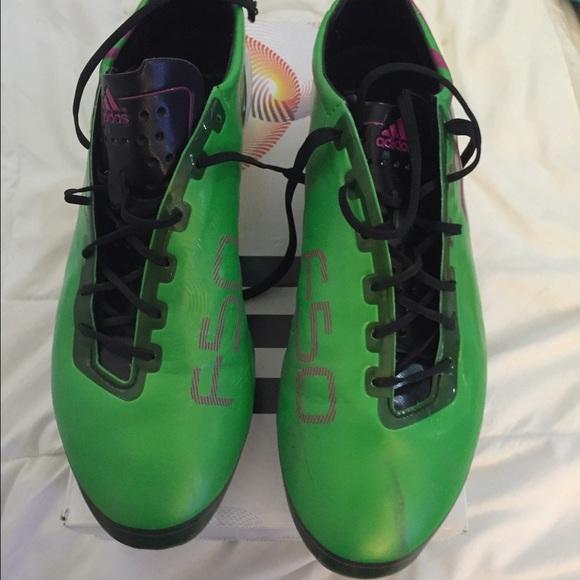 Le adidas f50 105 sprint incastrare gli scarpini da calcio poshmark