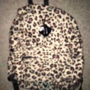 Cheetah backpack kids