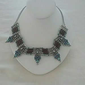 Tribal inspired necklace