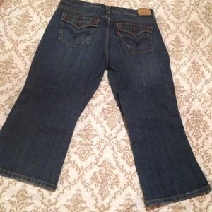 Levis 515 Boot Cut Jeans 6 M