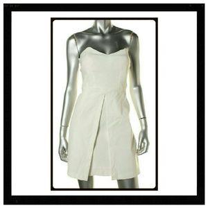 Teeze Me Dresses & Skirts - Ivory Stretch Strapless Dress Jr 3 NWT $79