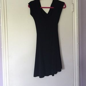 Black  dress with cut out in the back!!