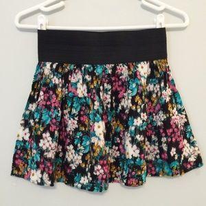 Dresses & Skirts - Pink Floral Skirt