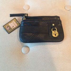 **NWT** Juicy Couture wallet 100% genuine leather