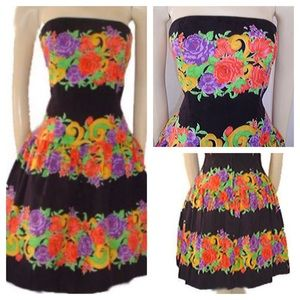 A.j. Bari Dresses & Skirts - VINTAGE 80's A.J. BARI dress. Sz 14.