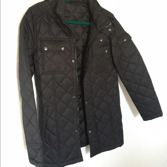Zara Jackets Amp Coats New Man Quilted Jacket S Poshmark