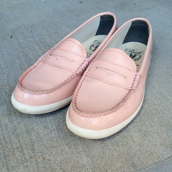 32e5edf3156 Cole Haan Shoes - Cole Haan Pink Patent