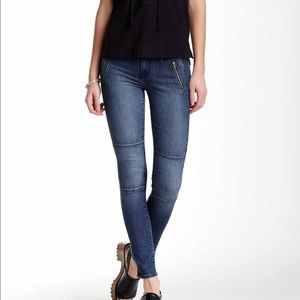 Black Orchid Denim - NWT Black Orchid moto skinnies