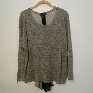 Tops - Forever 21 2X Marled Knit Tunic