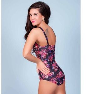 ModCloth Other - Last one! Retro One Piece Bathing Suit