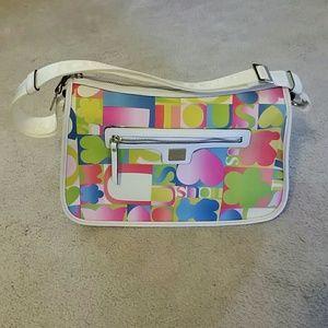 Tous Handbags - Tous Numbered Edition Rare Colorful Handbag