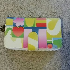 Tous Handbags - Tous Numbered Edition Colorful Wallet
