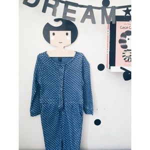 Gap Other - Baby gap star jumpsuit