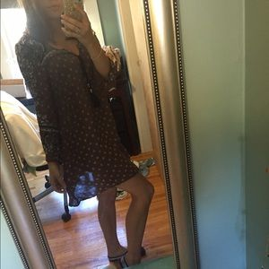 NWOT ANGIE BOHO DRESS