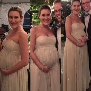 5baf67f2ad38 Jenny Yoo Dresses   Cerise Maternity Gown   Poshmark