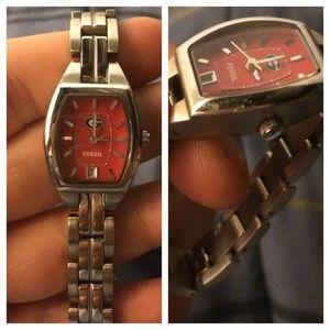 Fossil Georgia theme watch