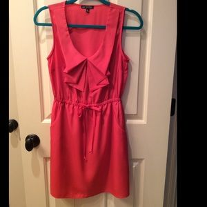 BeBop Dresses & Skirts - ♥SALE♥Beautiful Coral Dress by BeBop🎀